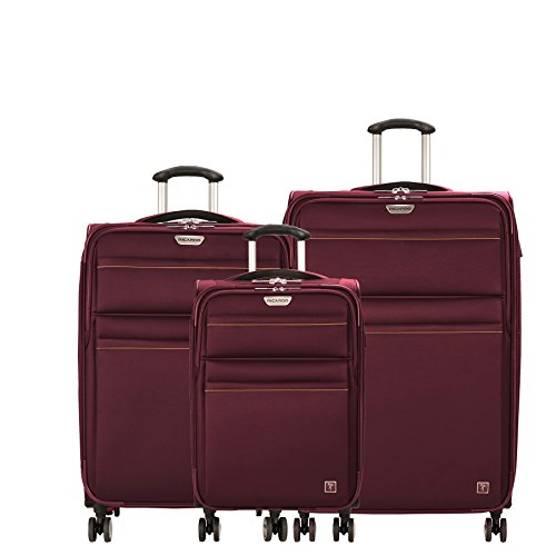 Ricardo Beverly Hills Mar Vista 2.0   3-Piece Set   21 C/O, 25 and 29-Inch Spinners (Wine)