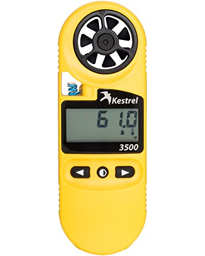 Kestrel 3500 Pocket Weather Meter from Kestrel
