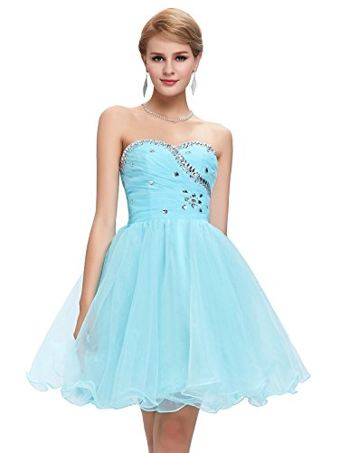 Buy hand beaded prom dress - 8