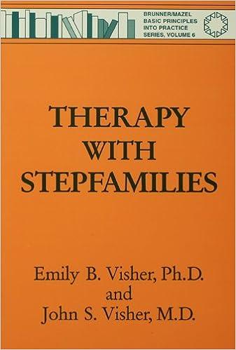 Descarga de libros de texto Therapy with Stepfamilies (Basic Principles Into Practice) PDF by Emily B. Visher