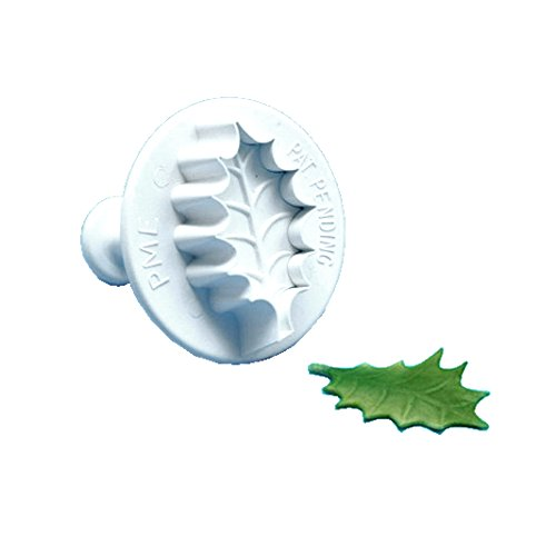 PME Veined Holly Leaf Plunger Cutter Large Holly Cutter