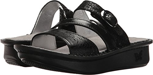 Alegria Womens Colette Sandal, Midnight Musings, Size 39 EU (9 M US Women) by Alegria