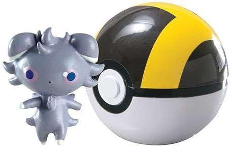 Pokemon Carry Pokeball Espurr Figure product image