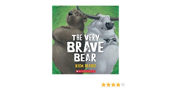 The Very Brave Bear: Nick Bland: 9780545651370: Amazon.com: Books