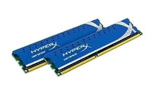 Kingston HyperX 2 GB 800MHz DDR2 Desktop Memory (KHX6400D2K2/2G)