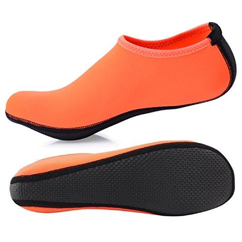 SUADEX Unisex Hombre Mujer Zapato de Agua Zapatos de Playa Natación Surf  Escarpines Calzado de Playa Piscina para Niño Niña  Amazon.es  Zapatos y ... 0a2f64d876c