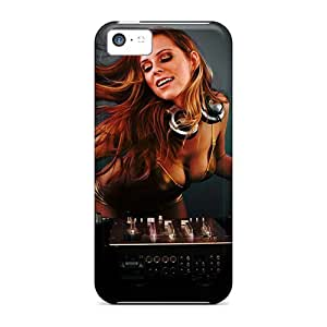 Fashionable Iphone 5c Case Cover For People Entertainment And Recreation Protective Case