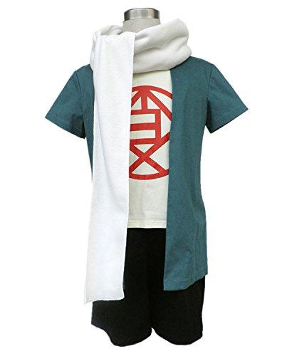 [Love Anime Ninja Shinobi Cosplay Costume-Hokage Akimichi Choji] (Choji Cosplay Costume)