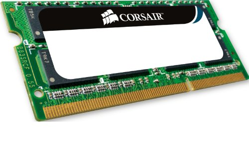 Corsair 1GB (1x1GB) DDR2 667 MHz (PC2 5300) Laptop Memory ()