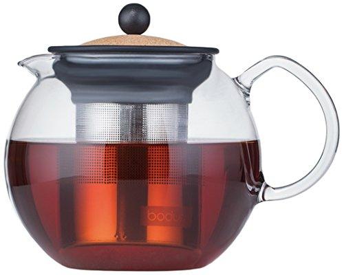Bodum Assam Tea Press, 34-Ounce, Cork (Pour Over Espresso Maker)