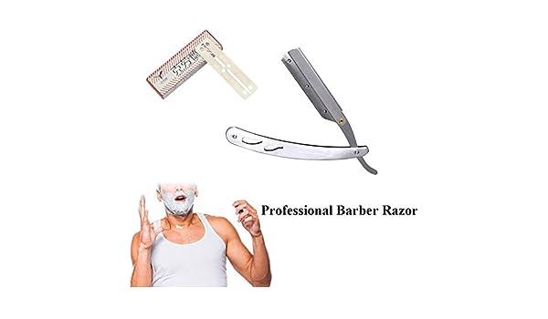 Afeitadora profesional Barber Edge con cuchillas de 10 piezas ...