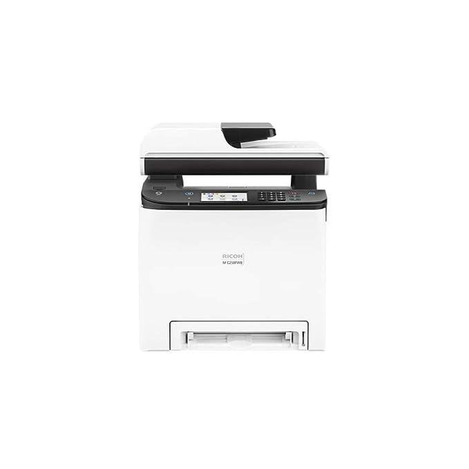 Amazon.com: Ricoh M C250FWB Impresora láser multifunción a ...