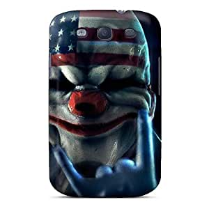 Perfect Hard Phone Cover For Samsung Galaxy S3 With Custom Trendy Rise Against Series AnnaDubois