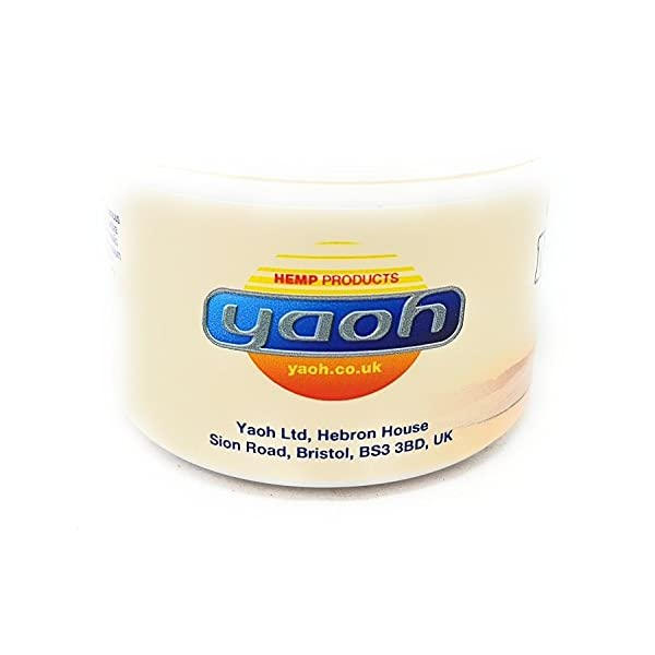 Organic hemp Seed Oil Moisturising Cream Original 56g