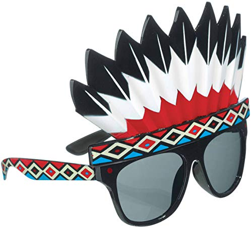 Amscan Indian Headdress Funshades  | Party