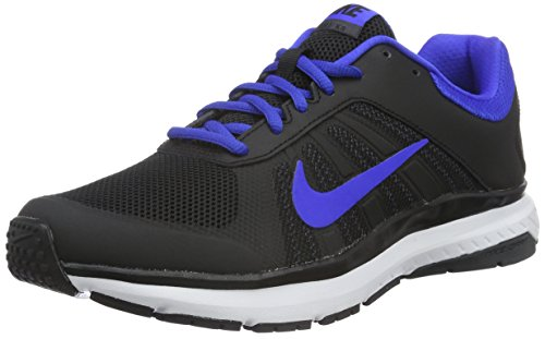 Nike Dart 12 Black/Racer Blue/Anthracite/White Mens Running Shoes 831532-005