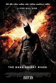 Batman-Dark Knight Rises (Batman Black Knight Rises)