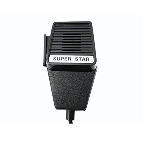 Workman CM5 Superstar CB Radio Microphone 5 Pin Cobra