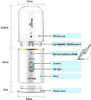 Blender Licuadora Personal Multi-Función De Procesador De ...