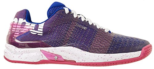 Kempa Women's Attack One Contender Handball Shoes Purple (Violet Electrique/Rose Fuschia Violet Electrique/Rose Fuschia) Ml8Kc1dhqz