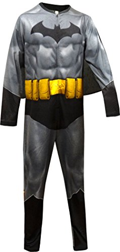 DC Comics Batman Graphic 1 Piece Union Suit - X-Large