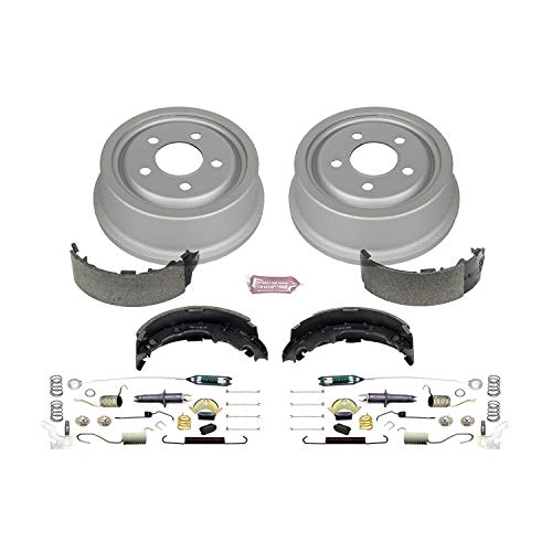 Power Stop Rear KOE15300DK Daily Driver Drum and Shoe Kits