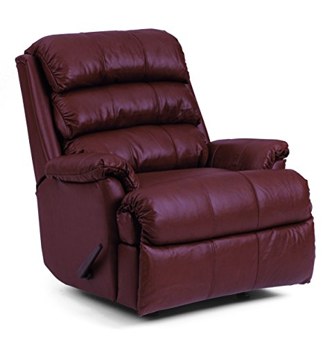 Lane Furniture Revive Recliner, Cosie Merlot