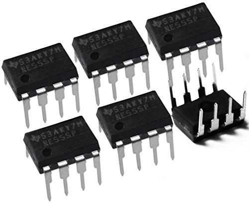 Picture of a Texas Instruments NE555P Single Precision 348643467355,791102593636,6921049593039