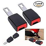 1 Pair 21mm 7/8 Universal Auto Car Seat Belt Buckle Clip Extender Car Socket Safety Belt Buckles Extender Extension Accessories