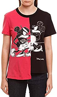 Camiseta Disney: Mickey e Minnie Colcci Fun Meninas