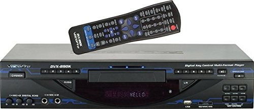 Multi Format Tv (VocoPro DVX890K Karaoke Player)
