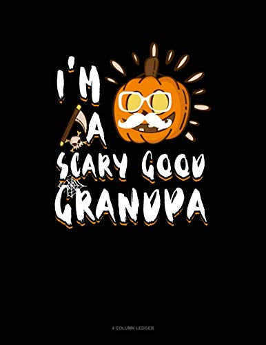 (I'm A Scary Good Grandpa: 4 Column)