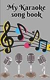 My Karaoke song book: music singing