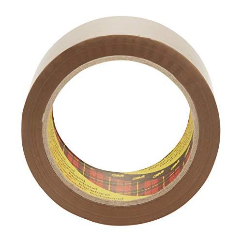 3M SE5066B Scotch Packaging Tape Brown 6 Rolls