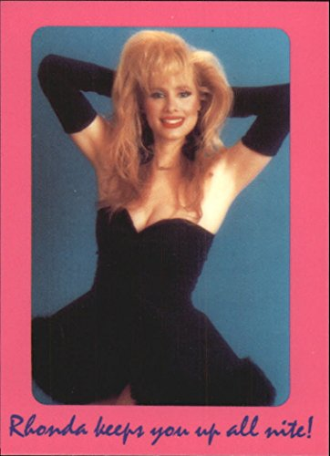 1993 Rhonda Keeps You Up All Nite #42 Bubbly Blond Bombshell - (Bubbly Blonde)