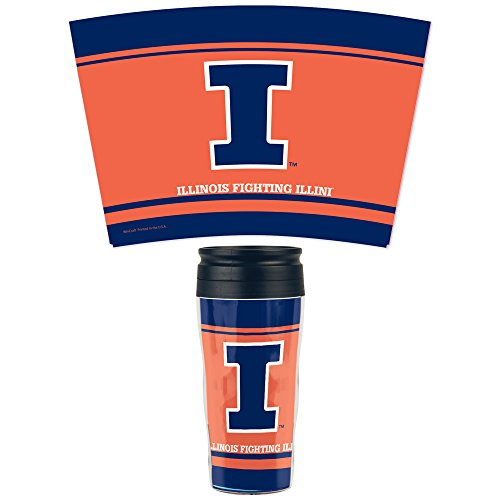 Wincraft University of Illinois Travel Mug