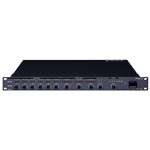 Roland FM-186 18chマイクラインミキサー ローランド   B07F3P4VYV