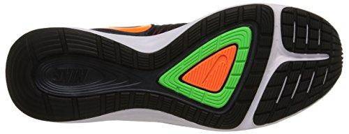 Scarpe Doppia Fusione X Correnti Uomini Nike, Nero Multicolore (drk Obsdn / Ttl Orng-cl-gry Vltg)