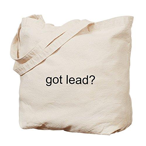 CafePress–GOT plomo Tote Bag–Natural gamuza de bolsa de lona bolsa, bolsa de la compra