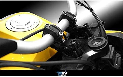 ディモーティブ ハンドルライザー BMW R1200GS/ADV 15UP 30BACK カラー:ゴールド R1200GS R1200GSアドベンチャー