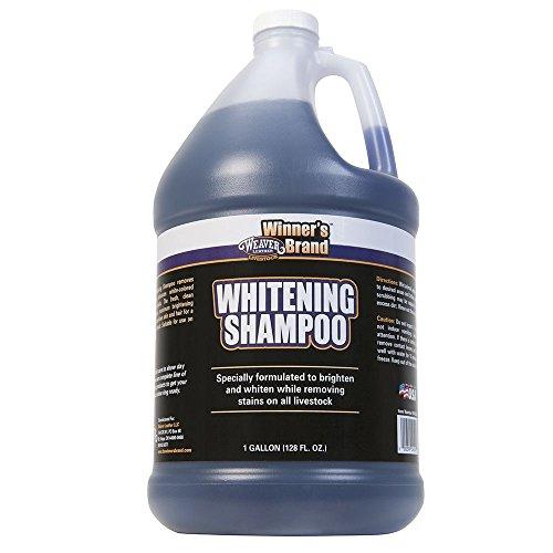 - Weaver Leather Livestock Whitening Shampoo, Purple, Gallon
