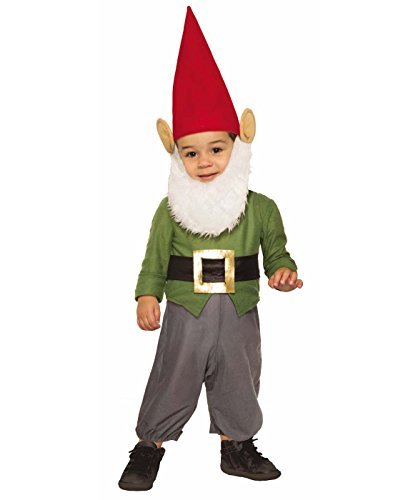 Forum Novelties Garden Gnome Costume for Toddlers