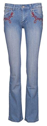 Lets Shop Shop - Vaqueros - Pantalones Boot Cut - para mujer