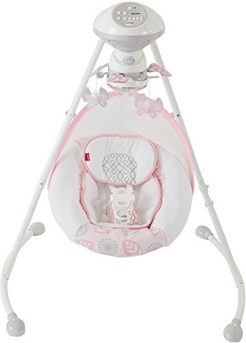 Fisher-Price Deluxe Cradle 'n Swing- Surreal Serenity [Amazon Exclusive] from Fisher-Price
