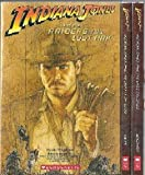 Indiana Jones Movie Novelization Set, Books 1-3: Indiana Jones and the Raiders of the Lost Ark, Indiana Jones and the Temple of Doom, and Indiana Jones and the Last Crusade (3-Book Set)