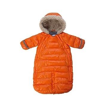 62af71813 Amazon.com  7AM Enfant Doudoune One Piece Infant Snowsuit Bunting ...