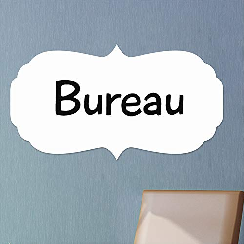 Art Decals Letters Quotes Decoration Whiteboard Kite for Nursery Kids Room Living Room Bedroom Office ()