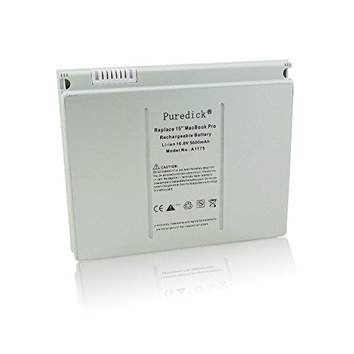 Puredick%C2%AE Laptop Battery Apple MacBook product image