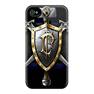 Hot Tpye World Of Warcraft 2 Cases Covers For Iphone 6plus