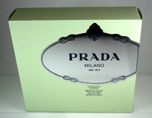 Infusion Prada Milano (Prada Milano Infusion D'Iris Perfume Gift Set: 1oz EDP Spray & 3.4oz Body Lotion)